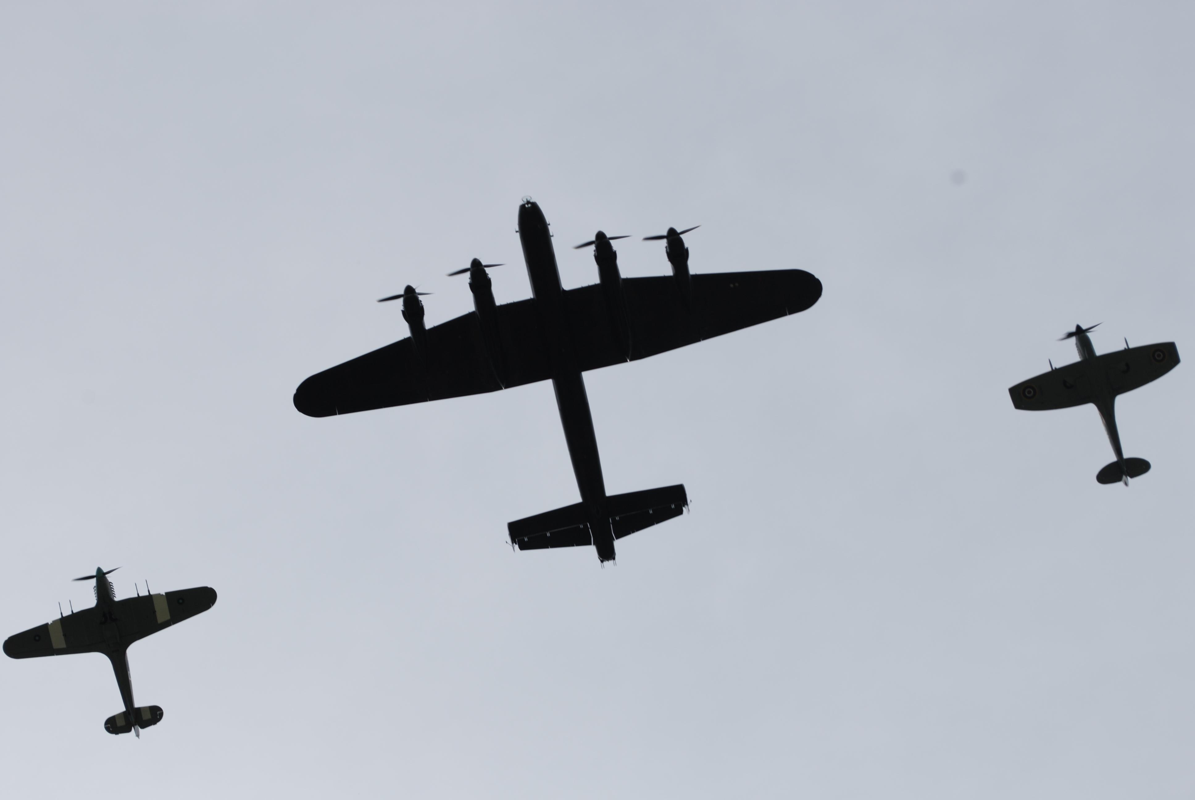 shadow v bombing